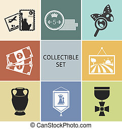 Collecting Set for you design