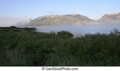 Jackson Lake Wyoming Raw Video - Jackson Lake Wyoming -...