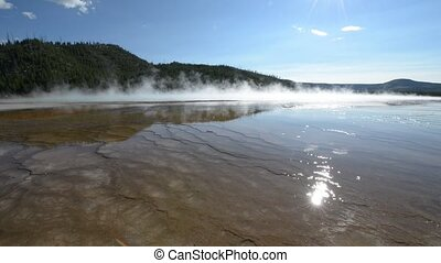 Grand Prismatic Yellowstone Nationa
