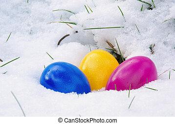 easter eggs 60