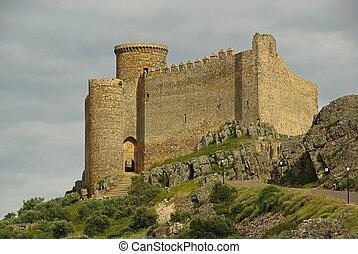 Puebla de Alcocer Castillo 04
