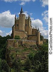 Segovia Alcazar 02