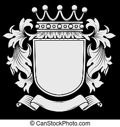 Coat of Arms with Mantling - Original Coat of Arms design...
