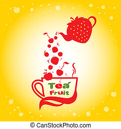 Tea fruit