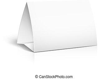Tekening van tafel de kaart van het document kantoor for Tafel papier