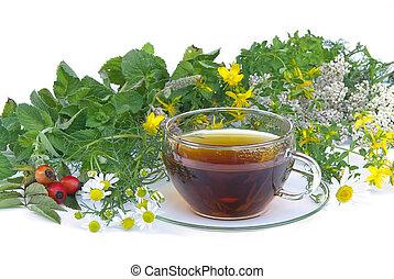 tea herbal 01