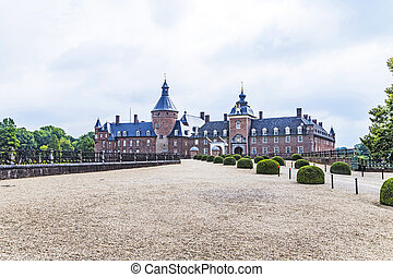 Anholt Castle in Germany  - Anholt Castle in Germany