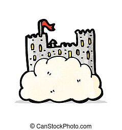 castle in the sky cartoon