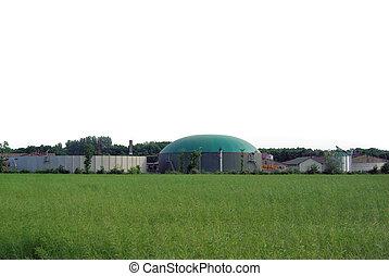 biogas plant 32