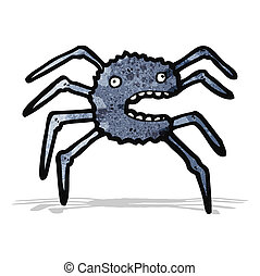 cartoon tarantula