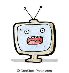 television cartoon character
