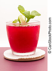 Prickly Pear Drink Recipe - Refreshing prickly pear drink...