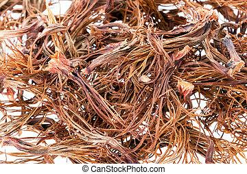 BOMBAX CEIBA LINN - dried androecium for food