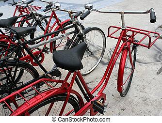 bicycle detail