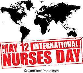 Sygeplejersker, dag