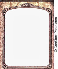 Western Frame - An antique frame
