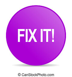 fix it web icon