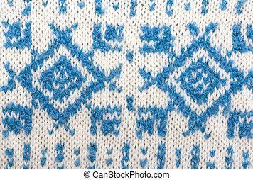 tricotado, Padrão, fundo