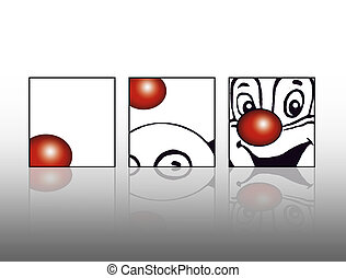 Red Nose of a Clown