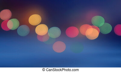 abstract concert light background