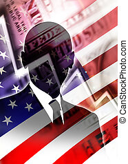 Financial Crisis - World power america in crisis - Financial...