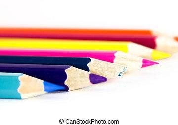 Blunt pencil between sharp - handicap concept