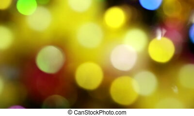 Colorful Bokeh Background 02