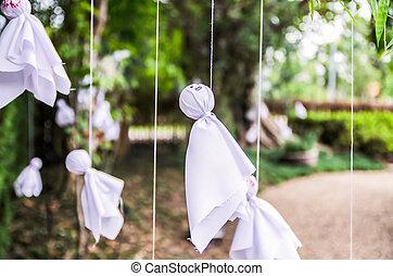 doll Japanese hang
