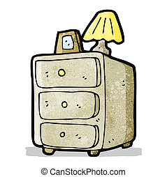 Bedside table clipart  Bedside Tables Clip Art – Cliparts