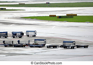 transport, luft