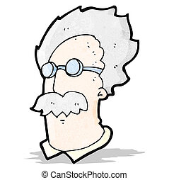 cartoon einstein