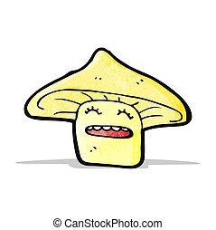 toadstool cartoon