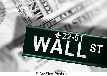 Wall Street - wall street crash