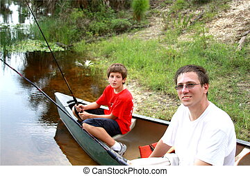 Fishing - Family fishing