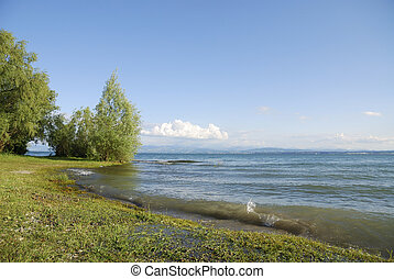 Lake Bodensee in Germany...