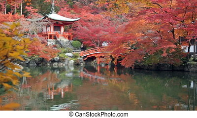 Daigo-ji is a Shingon Buddhist temple in Fushimi-ku for adv...
