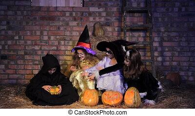 Halloween Monster Casting