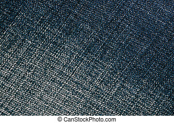 jeans - texture background the relief of denim closeup