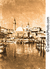 Akko Israel - Retro look of the Orient - Akko in Israel