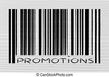 product bar code with promotion - product bar code design...