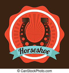 horse design  - horse  graphic design , vector illustration