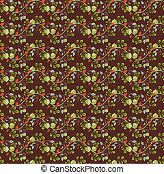 floral pattern seamless texture