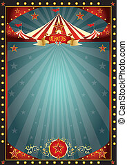 Black fun circus - A circus dark background for you