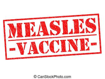 はしか, ワクチン