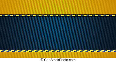 Yellow striped background - Widescreen yellow background...
