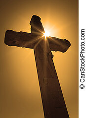 Cross - The cross of Golgatha the place of hope