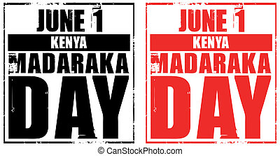 june 1 - kenya - madaraka day