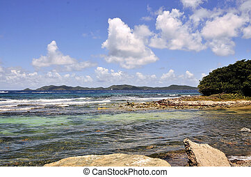 Views from Tortola - Views from the British Virgin Islands...