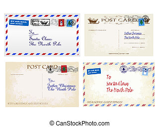 Christmas Letters - Christmas letters and postcards to...