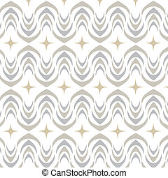 seamless pattern curve vector two tone color background -...